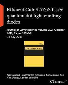 Efficient CuInS2/ZnS based quantum dot light emitting diodes by engineering the exciton formation interface