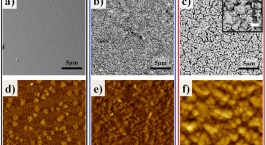 Perovskite Thin Film Synthesised from Sputtered Lead Sulphide