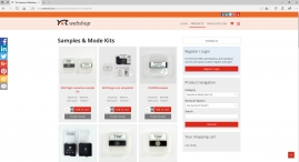 Nanosurf launches webshop