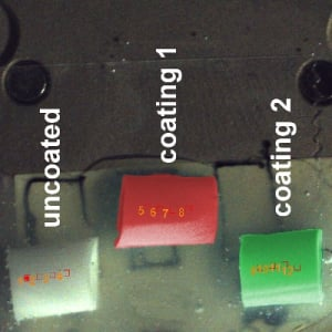 Flex-ANA measurement on medical tubings