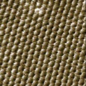 TiS2 surface