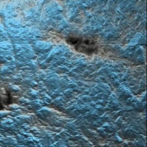 Titanium surface