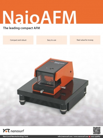 NaioAFM brochure