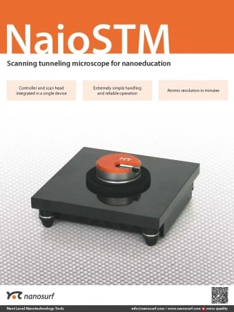 NaioSTM brochure