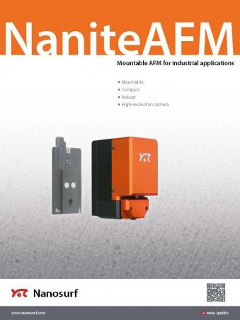 NaniteAFM brochure