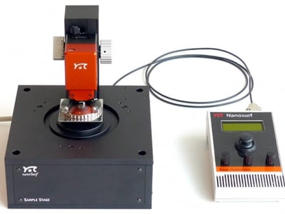 ATS 204 automated translation stage for NaniteAFM