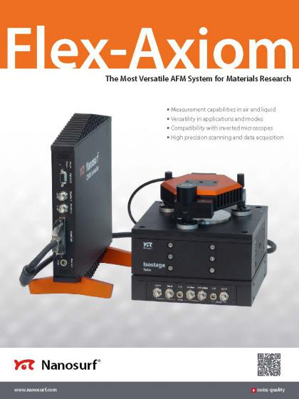 Flex-Axiom brochure