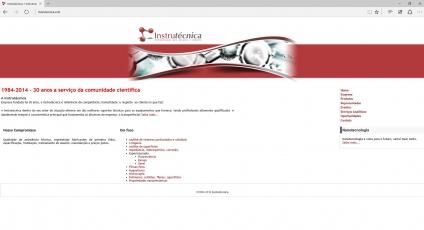 Instrutécnica Comércio Representações e Serviços Ltda.