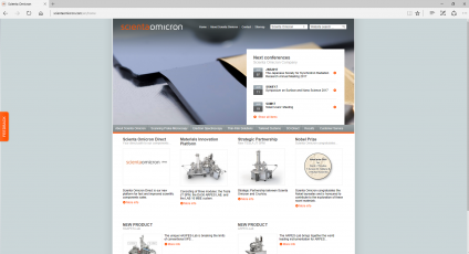 Scienta Omicron Inc.