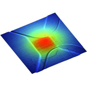 Scanning thermal microscopy