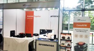 Interface presents Nanosurf AFMs in South Korea