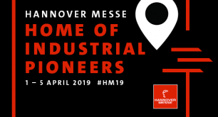 Meet us at Hannover Messe