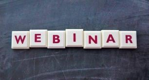 Two webinars coming up in July