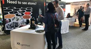 Nanosurf is at DPG Regensburg